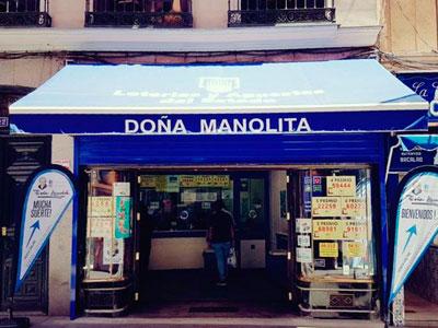 Instalación sistema Mitel MiVoice 430 en Loteria Doña Manolita S.L